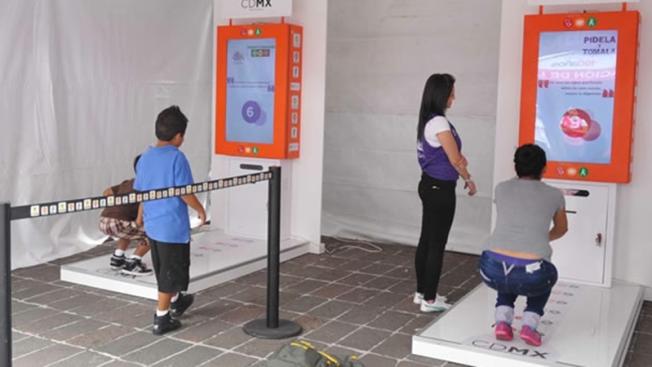 México: Viajes gratis en Metro por 10 sentadillas