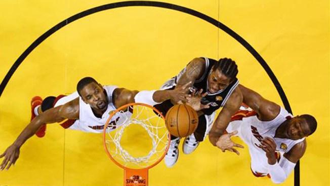 El Heat vence apretadamente a los Nets