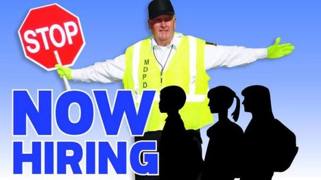 Empleo: buscan guardias de cruce escolar