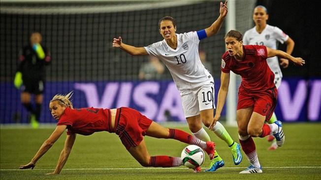 EEUU, finalista en Copa Mundial Femenina