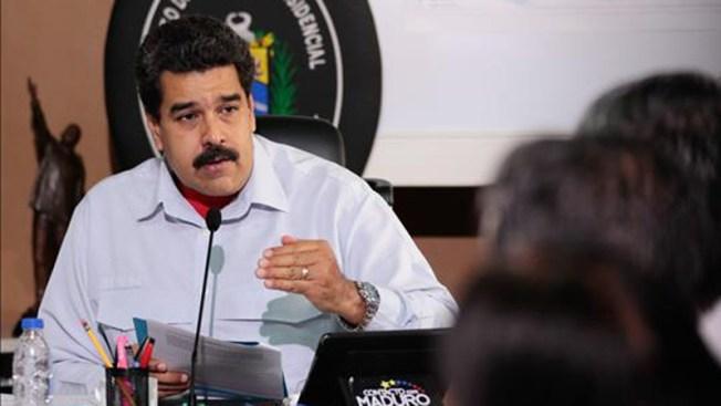 Maduro: inmigración masiva de colombianos