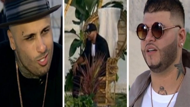 Nicky Jam, Shaggy y Farruko juntos en video