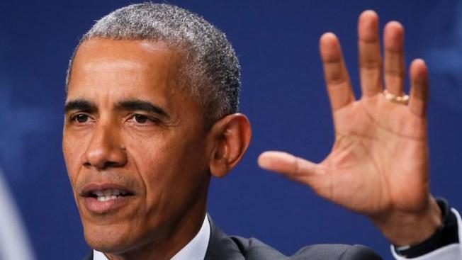 """Obama: """"frustrado"""" por intentos de derogar Obamacare"""