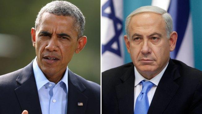 Enfrentados Obama y Netanyahu por Irán