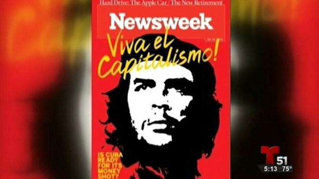 Polémica portada de Newsweek sobre Cuba