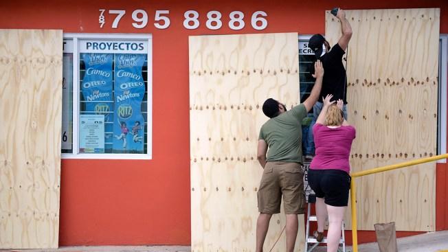 Los estragos de Irma en Puerto Rico