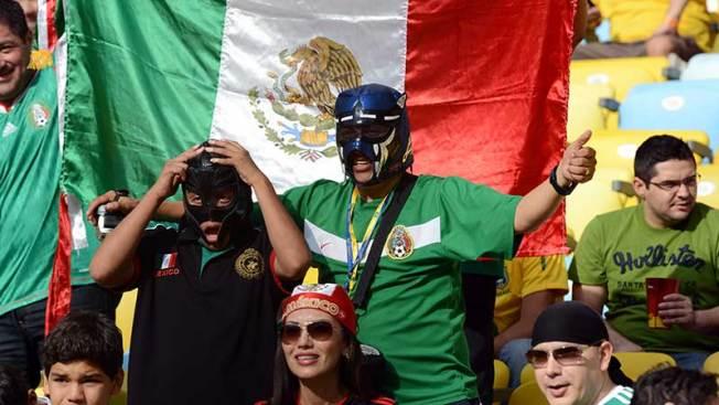 ¡Eeeeh p...! Porras salen caras a Tri mexicano