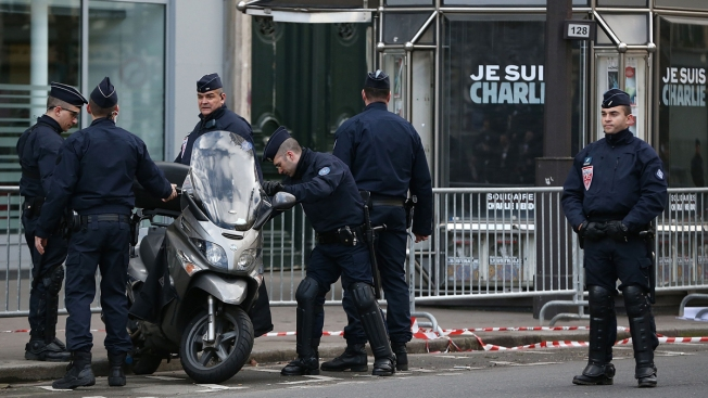 Francia moviliza 10,000 soldados