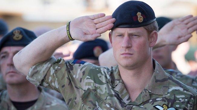 Príncipe Enrique abandona fuerzas armadas