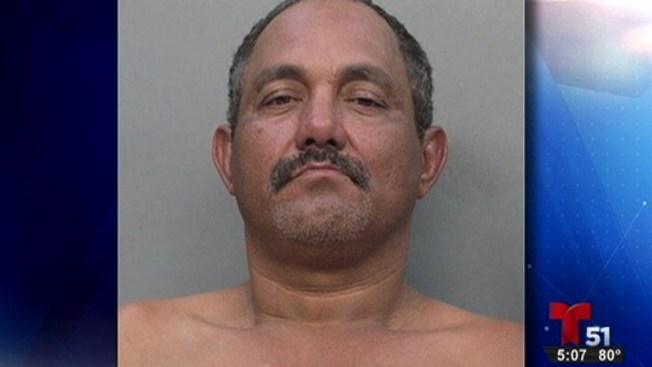 Acusado de robar varias tiendas en Miami