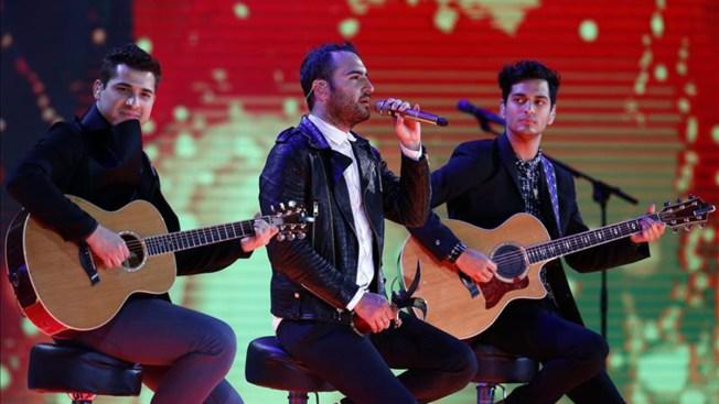 Reik estrenará sencillo en los Latin AMAs