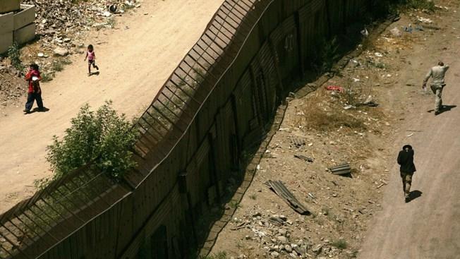 Reporte: capturan sólo la mitad de quienes cruzan ilegalmente