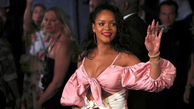 Rihanna se encuentra en Cuba trabajando en nuevo proyecto