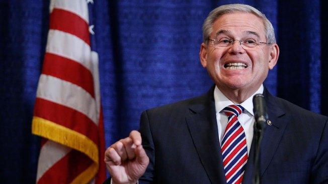 Senador Bob Menéndez se declara no culpable