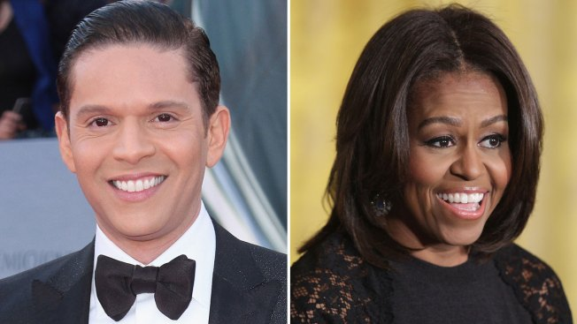 Rodner Figueroa pide perdón a Michelle Obama