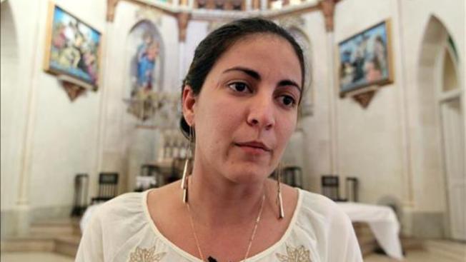 Rosa María Payá: La Seguridad del Estado está en mi barrio