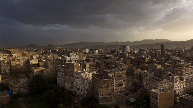 Rebeldes capturan palacio presidencial en Yemen