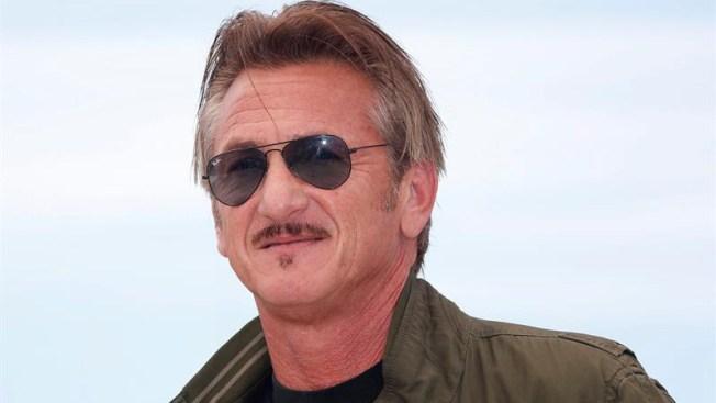 """No citarán a Sean Penn como testigo en el juicio de """"El Chapo"""""""