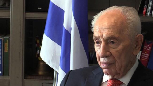 Fallece el ex presidente israelí Shimon Peres a los 93 años
