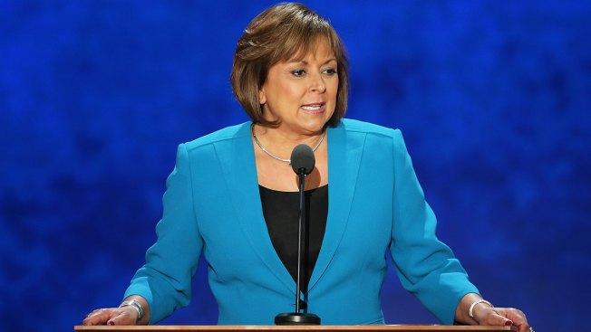 Gobernadora de Nuevo México visita México