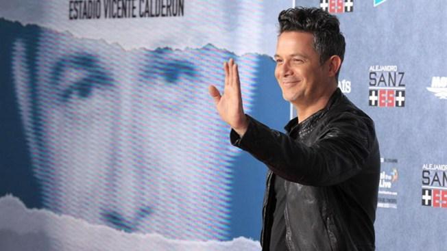 Alborán, Juanes y Shakira podrían hacer duetos con Alejandro Sanz