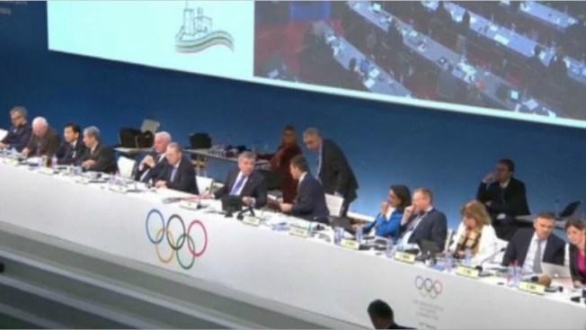 Ley suiza vigilará finanzas de líderes deportivos