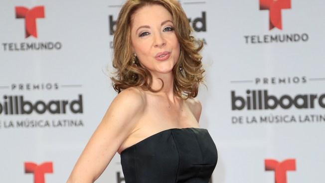Edith González toma terapia alternativa contra el cáncer