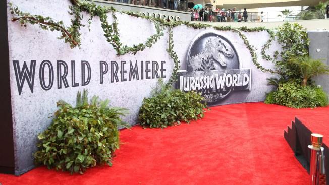 """Anuncian la tercera parte de """"Jurassic World"""""""