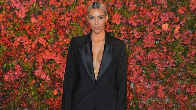 Kim Kardashian publica foto desnuda