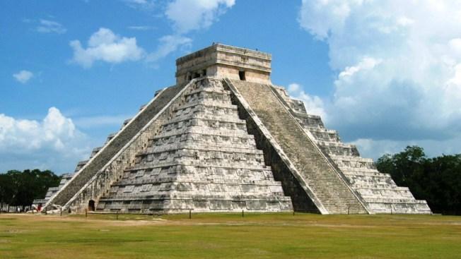 La pirámide de Kukulcán y sus secretos