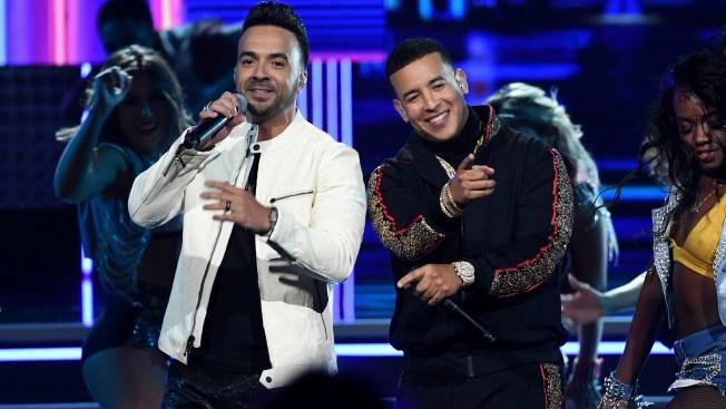 Fonsi y Yankee reciben 7 nominaciones a los Billboard anglo