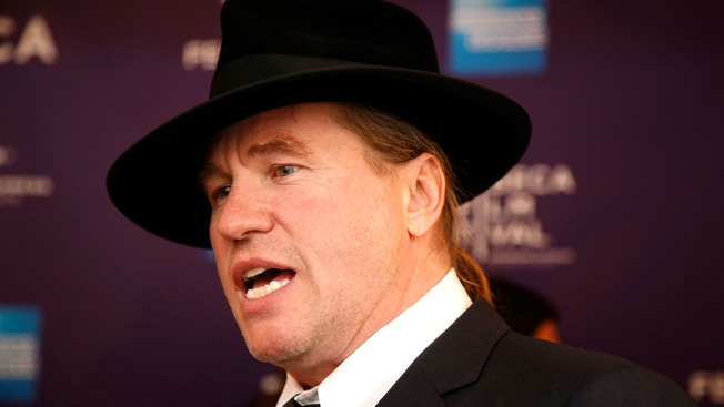 Actor Val Kilmer en cuidado intensivo