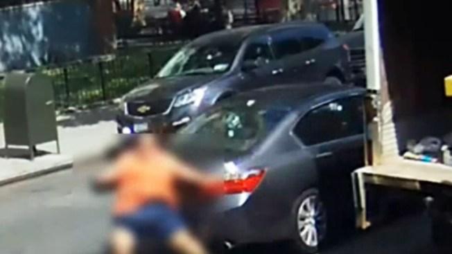 En Video: Atropella a mujer y se da a la fuga