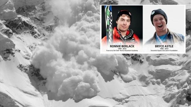 Avalancha sepulta esquiadores de selección EEUU