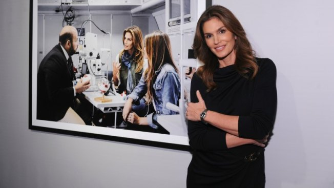 "Cindy Crawford sin ""retoques"" se hace viral"