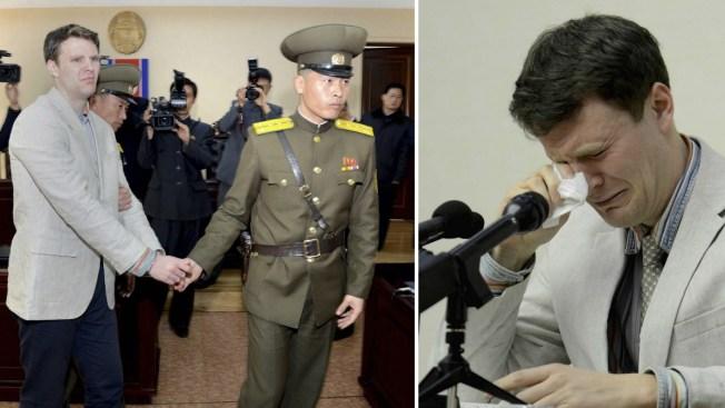 Otto Warmbier muere días después de regresar de Corea del Norte