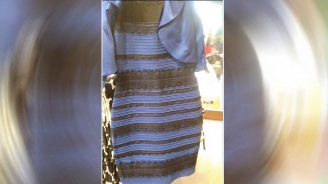 Por fin, ¿de qué color es el bendito vestido?
