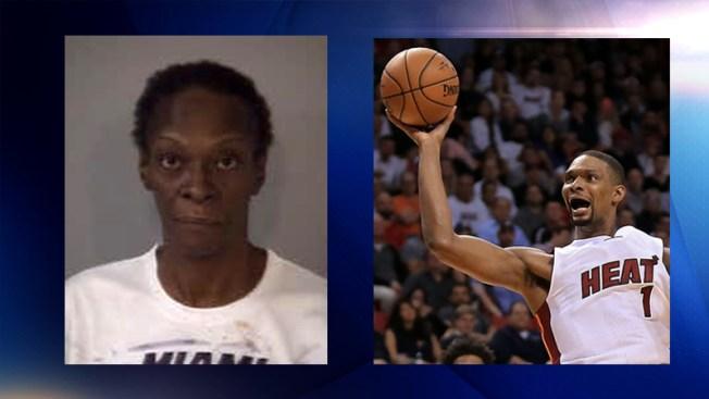 Arrestan a la mamá de Chris Bosh, exestrella de NBA