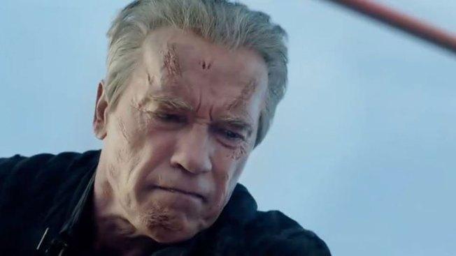 De vuelta Arnold Schwarzenegger