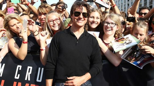 Tom Cruise filmará en Colombia