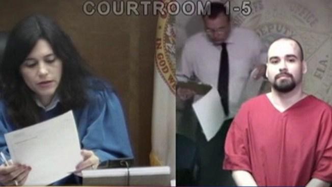 En corte acusado de golpear a su sobrina