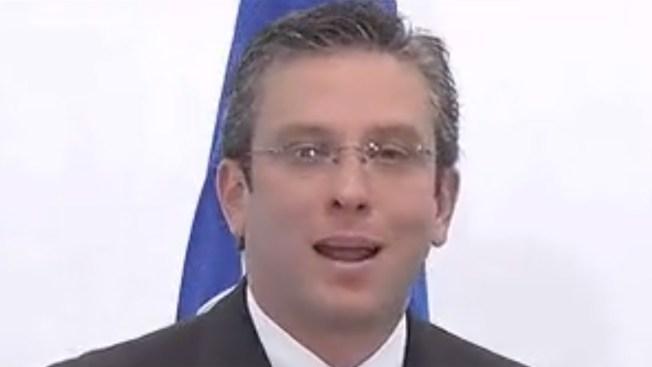 Gobernador de Puerto Rico anuncia reforma fiscal