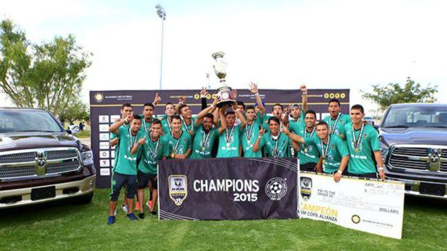 El Paso: Resultados RAM® Copa Alianza 2015