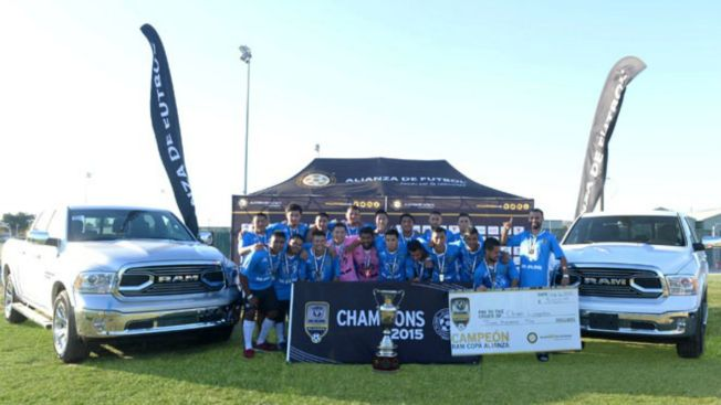 San Francisco: Resultados RAM® Copa Alianza 2015