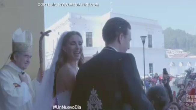¿Por qué Anahí no tuvo fiesta de boda?