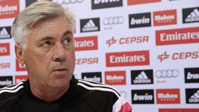 El Real Madrid despide a Carlo Ancelotti