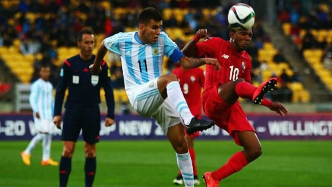Argentina y Panamá dividen puntos