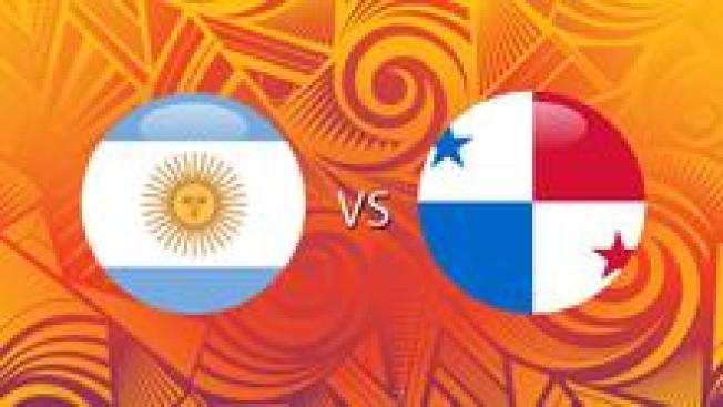 En vivo: Argentina vs. Panamá