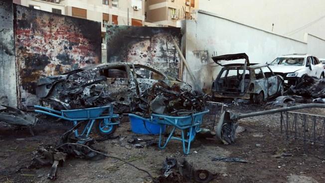 30 muertos en atentado en Libia