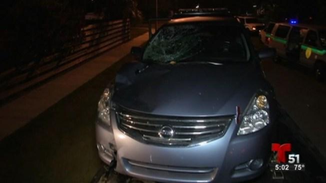 Identifican presunto auto en caso de atropello